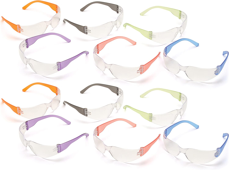 PYRAMEX INTRUDER SAFETY GLASSES ANSI Z87 WORK EYEWEAR SUNGLASSES LIGHTWEIGHT