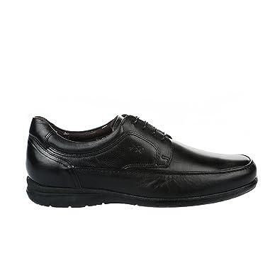 Fluchos Chaussures à Lacets Homme Noir - 8498 AVE - Millim