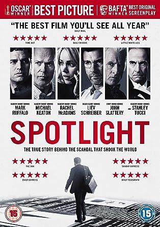 Spotlight [DVD] [2016]: Amazon co uk: Michael Keaton, Mark
