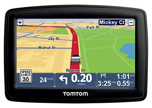 Amazon Tomtom Start 50 5inch Gps Navigator With Maps Of The: Tomtom Usa Maps At Infoasik.co