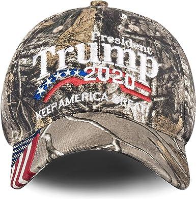 Lambor Studios Trump 2020 - Gorra con la Bandera de EE. UU Large: Amazon.es: Ropa y accesorios