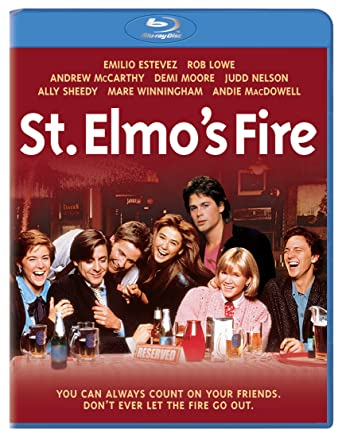 060da6459cd St. Elmo s Fire  Blu-ray   Import   Amazon.ca  Rob Lowe