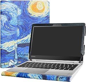 "Alapmk Protective Case Cover for 11.6"" Lenovo Yoga 710 11 710-11IKB 710-11ISK Laptop(Warning:Not fit Yoga 710 14 & 15.6/Yoga 720/Yoga 700/Yoga 730),Starry Night"