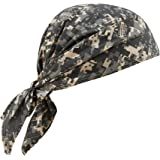 Chill-Its 6710CT Evaporative Cooling Dew Rag, Camo