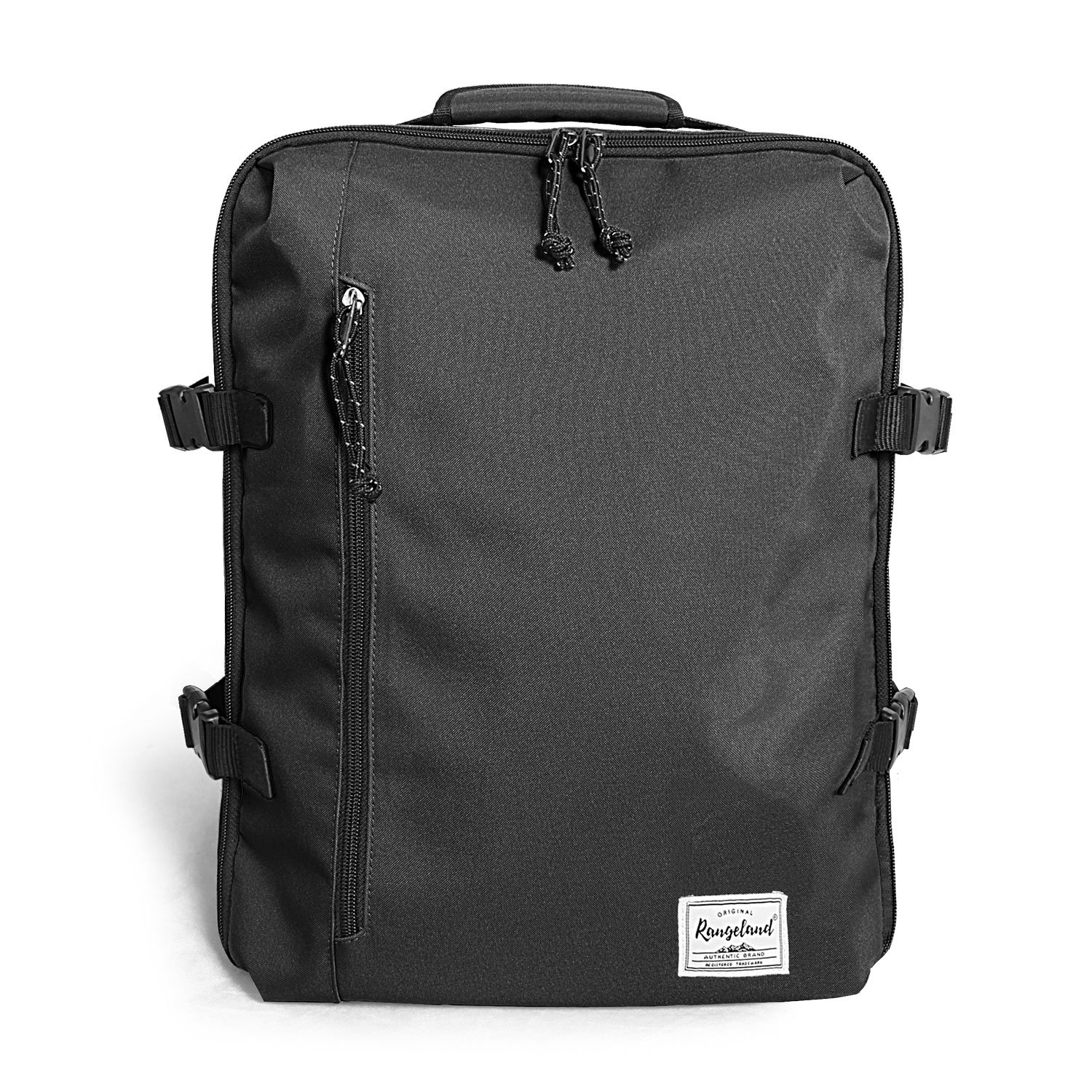 Rangeland New Business Trip Backpack 21L Flight Approved Carry on Daypack for 15 inch Laptop