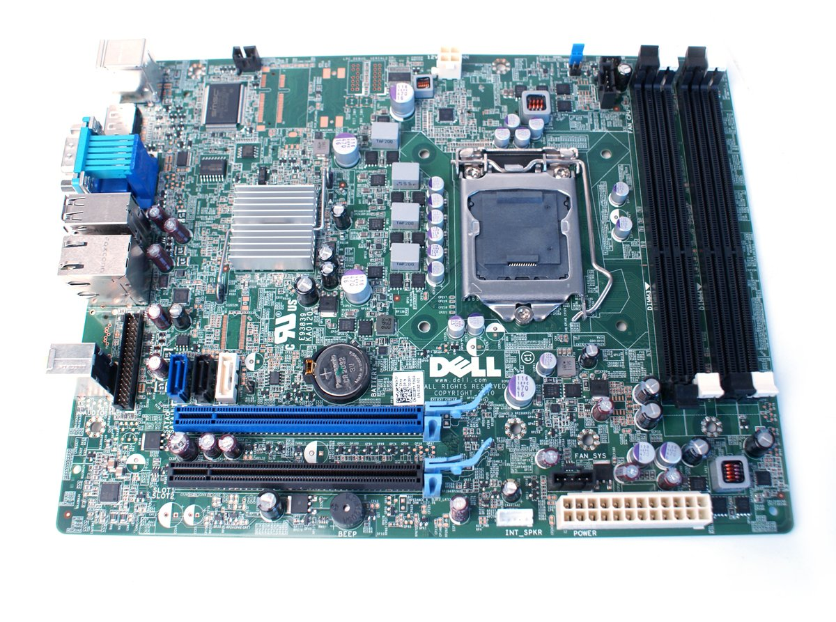 81OG3kBgYtL._SL1200_ amazon com sparepart dell motherboard sff, d28yy computers Dell Optiplex 390 Power Supply at virtualis.co