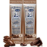 Dr. Sheffield's Certified Natural Toothpaste (Chocolate) - Great Tasting, Fluoride Free Toothpaste/Freshen Your Breath…