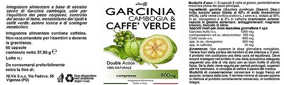recensione di pura garcinia cambogia e caffè verde purota