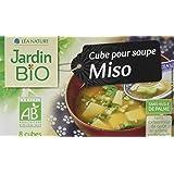Jardin Bio Cube pour Soupe Miso 80 g - Lot de 4