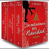 Un multimillonario para Navidad - 3 romances