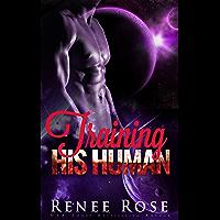 Training His Human: An Alien Warrior Romance (Zandian Masters Book 3) (English Edition)