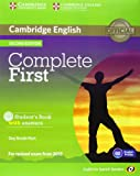 Complete First for Spanish Speakers Student's Pack with Answers (Student's Book with CD-ROM, Workbook with Audio CD)