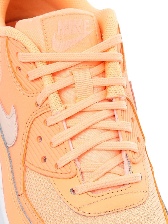 NIKE Sunset Weißlich Air Max 90 Schuhe Sunset NIKE Glow-sunset Tint-gum Light Braun 045c72