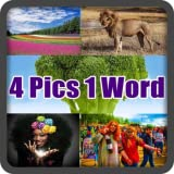 4 pictures one word - 4 Pics 1 Word