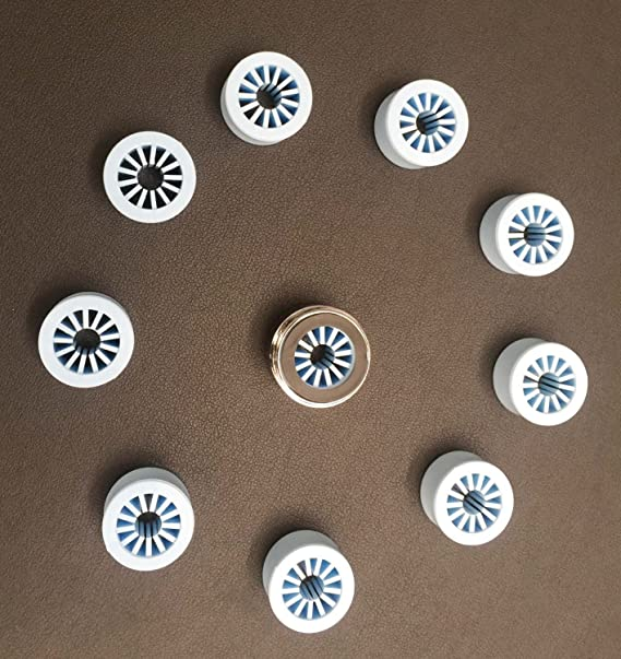 Aireador antibacteriana aireador para grifos aireador para grifo Filtro grifo de cocina para fregadero fregadero lavabo - Filtro de agua para grifo ...