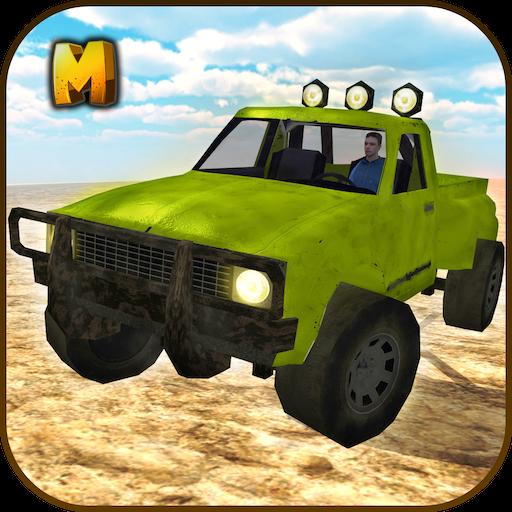 Desert Safari Driving Game 3D