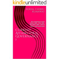 Current Affairs (PIB & Governance ): All competition exam (UPSC,RAS, PCS, SSC, RAILWAY,IBPS, AAO & other state level exam (THE BEST GUIDE Book 1)