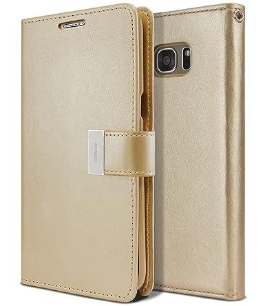 Amazon.com: Funda para Galaxy S7 Edge, [protección contra ...