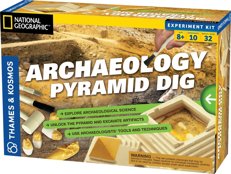 Thames & Kosmos Archaeology: Pyramid Dig (2012 Edition)