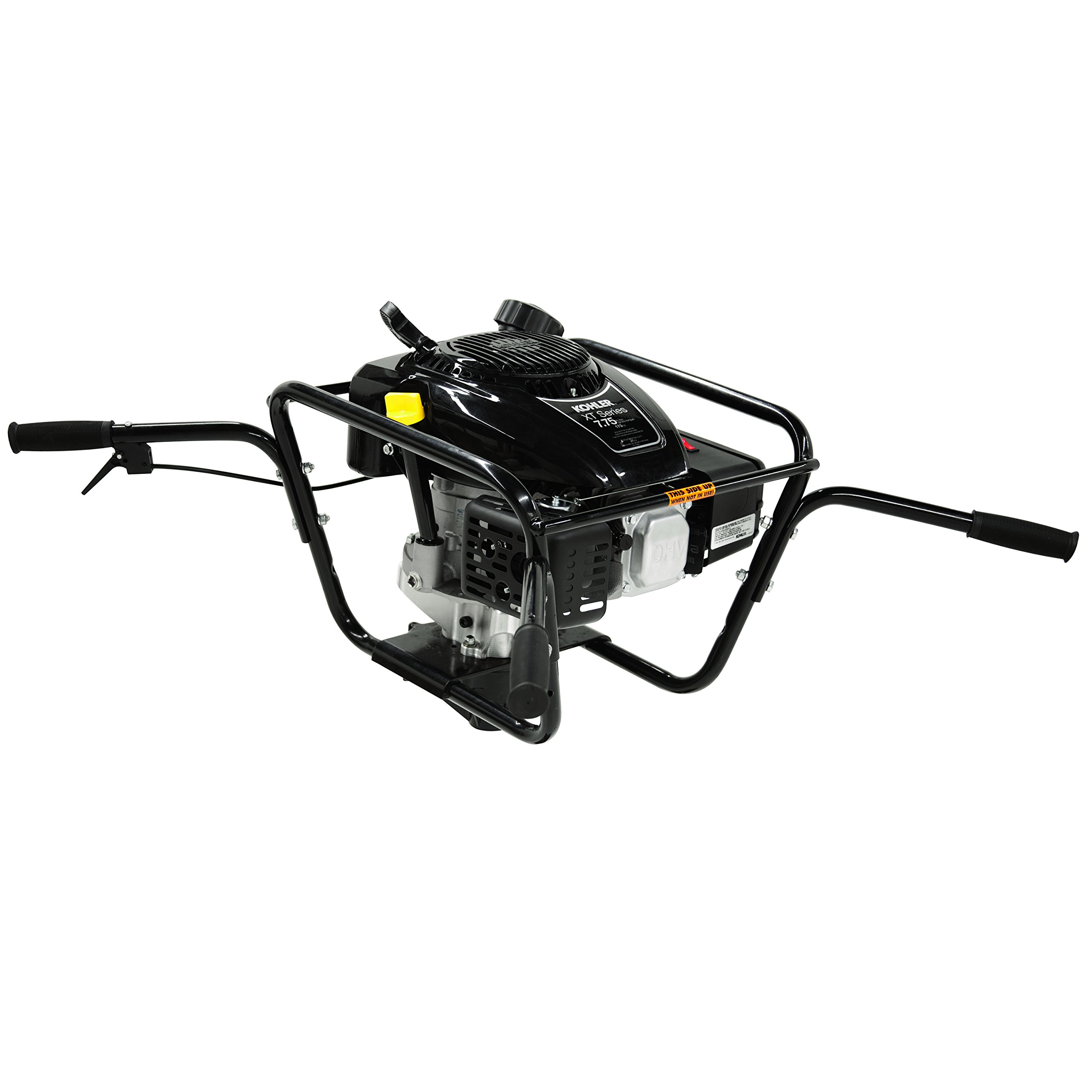 Earthquake 9800K 2-Person Earth Auger Powerhead with 173cc 4-Cycle Kohler Engine (CARB Compliant) by Earthquake
