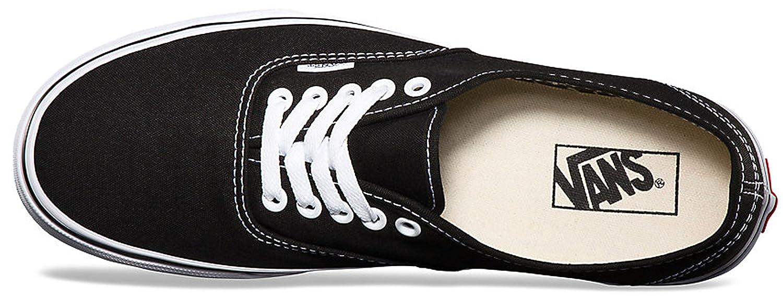 Varebiler Autentisk Svart Sneaker v4dguM6