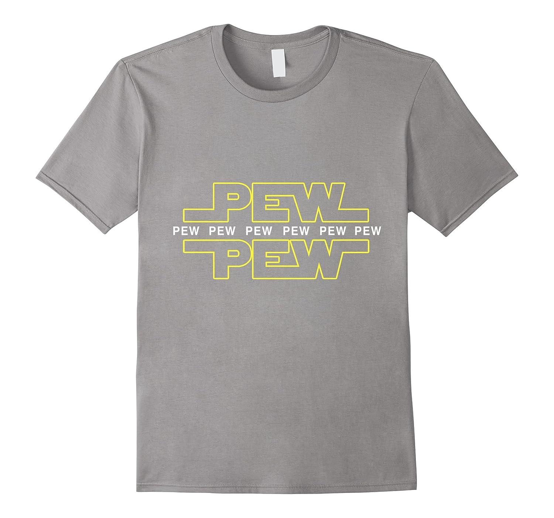 Pew pew shirt- star shirt wars -star pew wars-Vaci