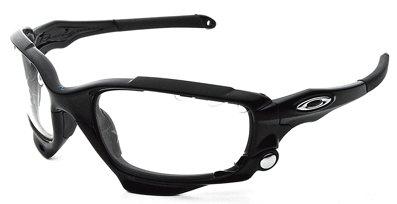 7a00071e49 NEW REPLACEMENT CLEAR LENS FOR OAKLEY RACING JACKET SUNGLASSES   Amazon.co.uk  Clothing