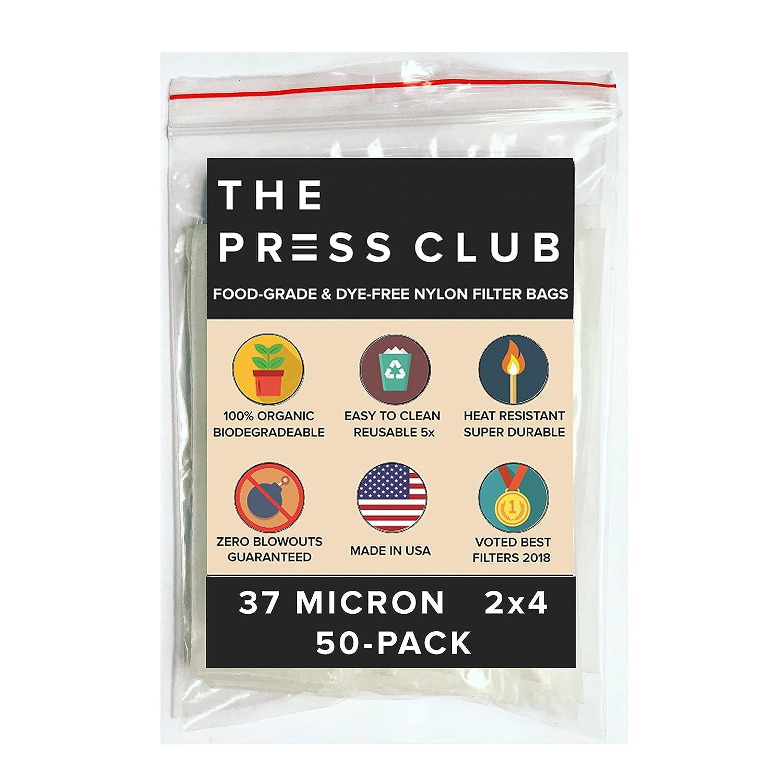 ティーバッグ4インチ、フィルタ• 2 • 50-pack 37 micron 37 micron  B07BHKZ46G
