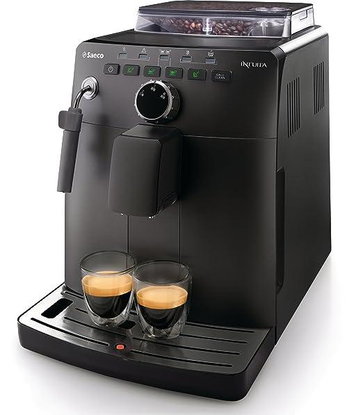 Saeco HD8750/11 - Cafetera automática (Goteo, Independiente ...