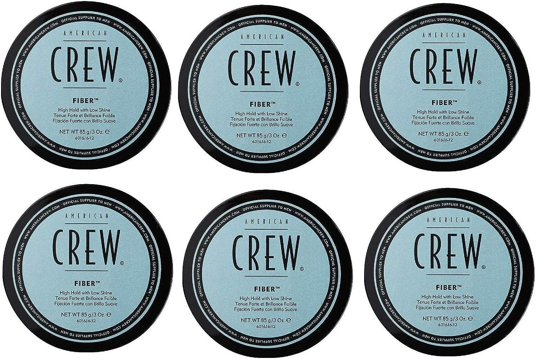American Crew: Classic Fiber, 3 oz (Pack of 6) by American Crew