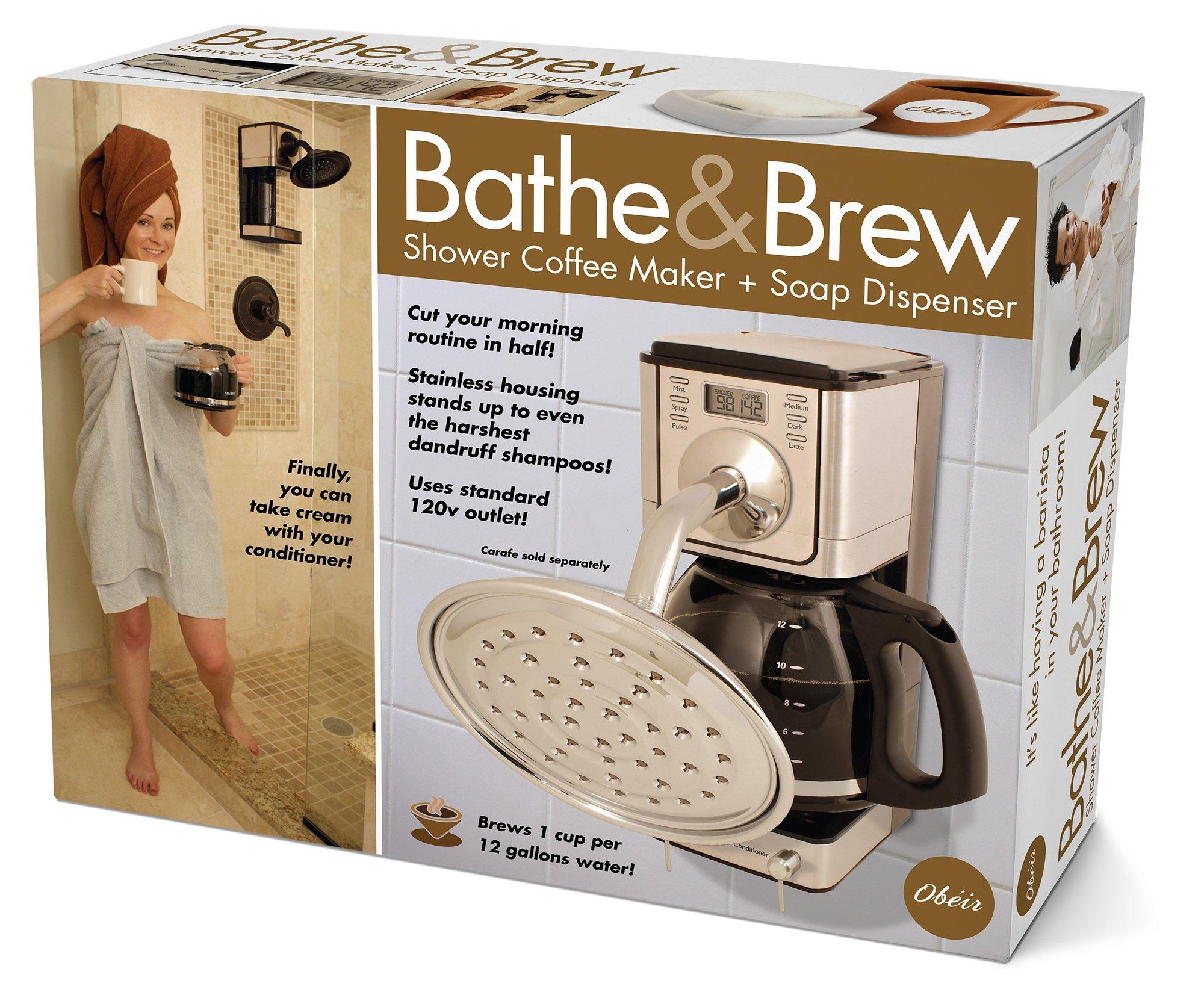 "Prank Pack ""Bathe & Brew"" - Standard Size Prank Gift Box"