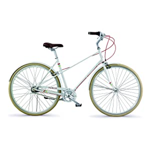 PUBLIC M7i Mixte Style Step-Over 7-Speed Bike
