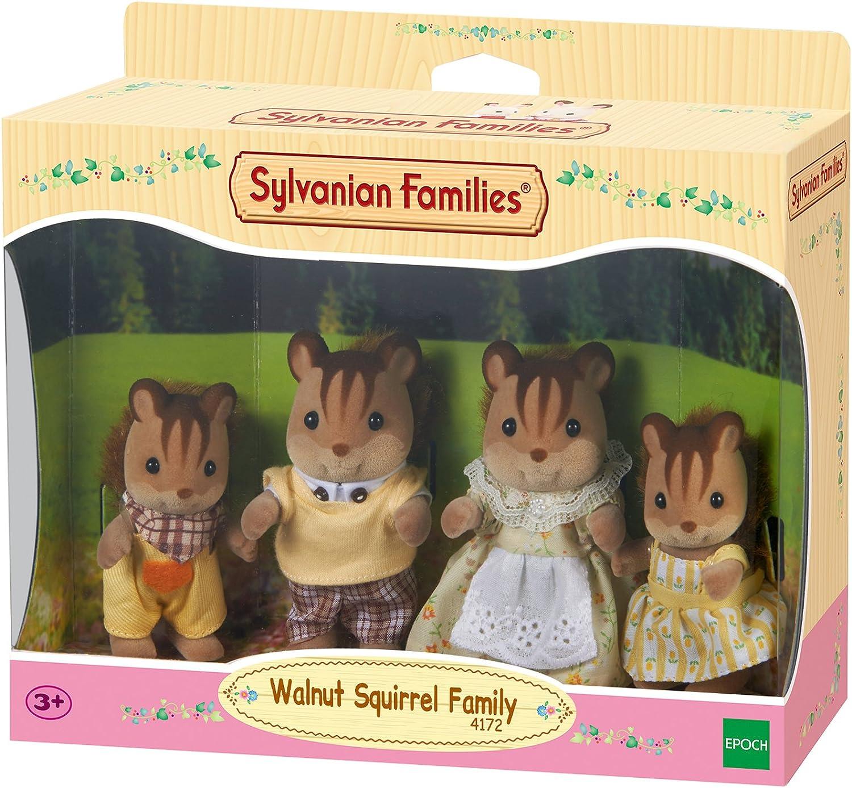 Sylvanian FAMILIES noce scoiattolo BABY BAMBINI BAMBINO Bilulu personaggio personaggio animale