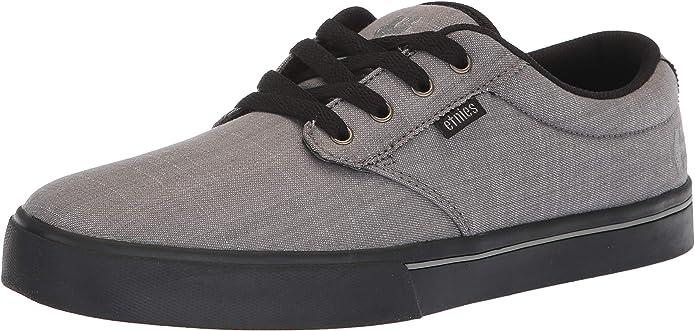 Etnies Jameson 2 Eco Sneakers Skateboardschuhe Grau/Schwarz