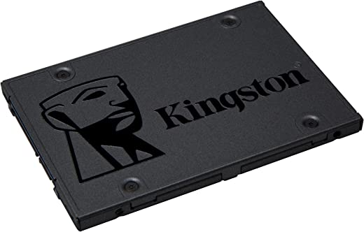 Kingston SSD A400 Solid State Drive 2.5 inch SATA 3-480 GB