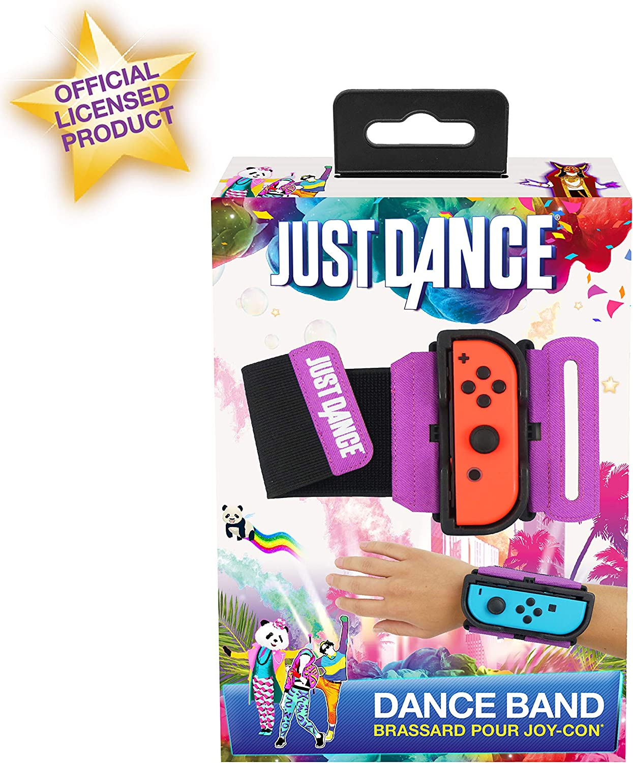 Just Dance 2019 - Dance Band - Brazalete de control para mando Nintendo Switch JoyCon: Amazon.es: Videojuegos