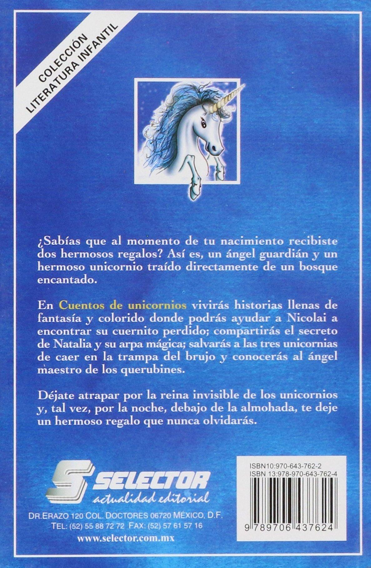 Cuentos De Unicornios / Unicorn Stories: Amazon.es: Astrid Romero Gutierrez: Libros