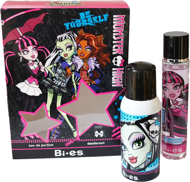 Monster High - Estuche perfume y desodorante (Fantasy MT3187/7660): Amazon.es: Juguetes y juegos