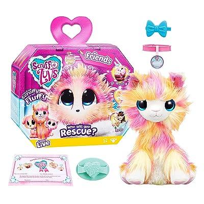 Little Live Scruff-a-Luvs Plush Mystery Rescue Pet - Tutti Fruitti: Toys & Games