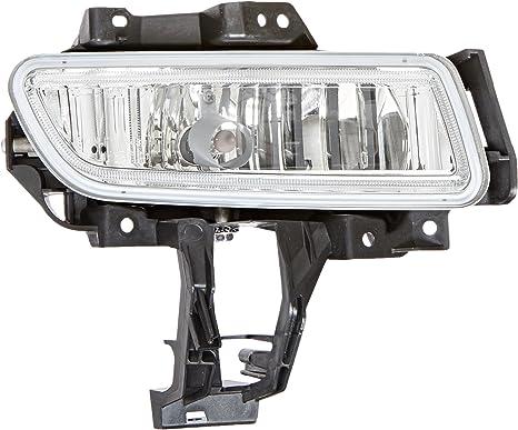 Genuine Mazda Parts GS3L-51-680 Passenger Side Fog Light Assembly