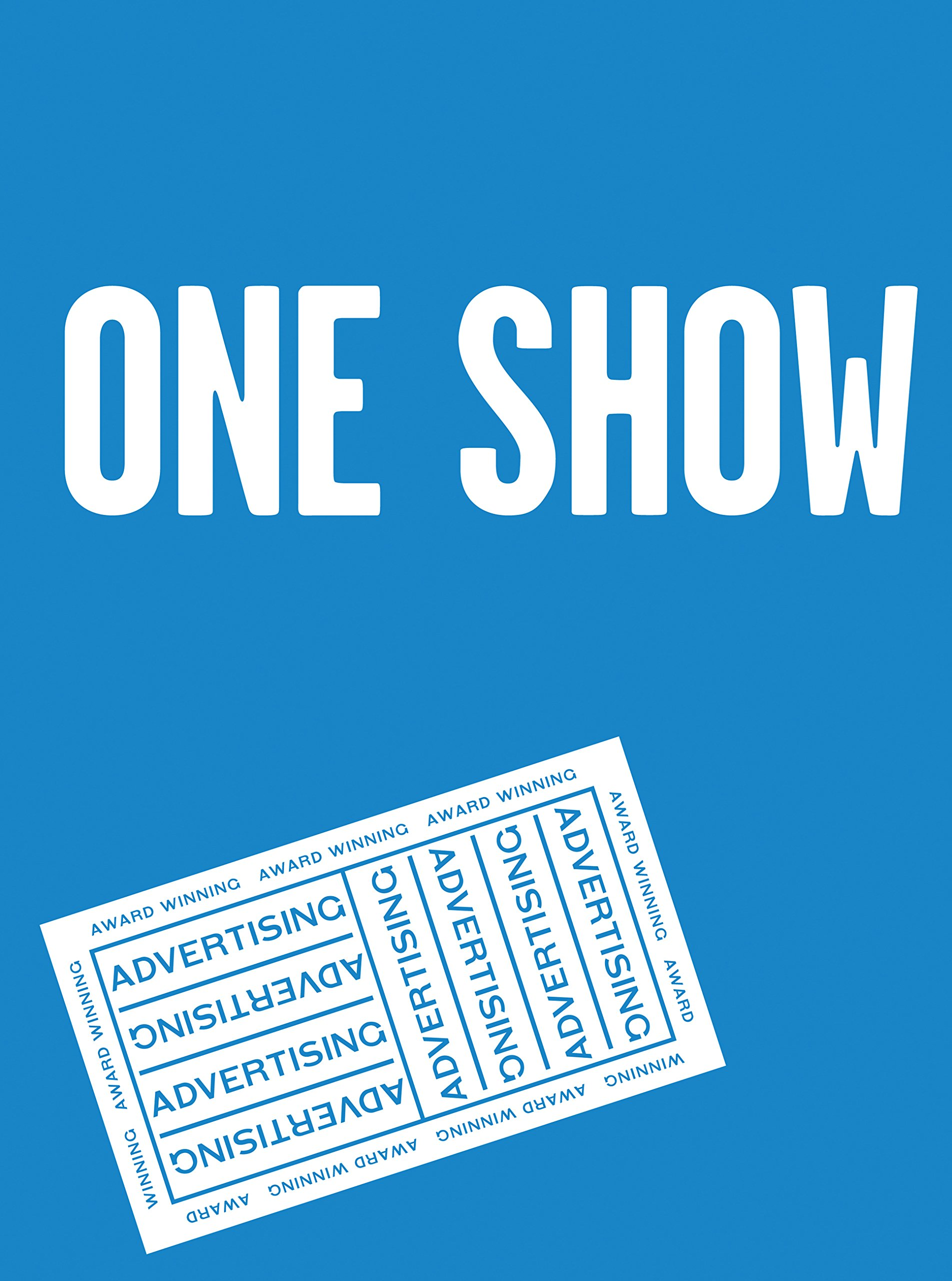 One Show, Volume 32: To Steal is Genius