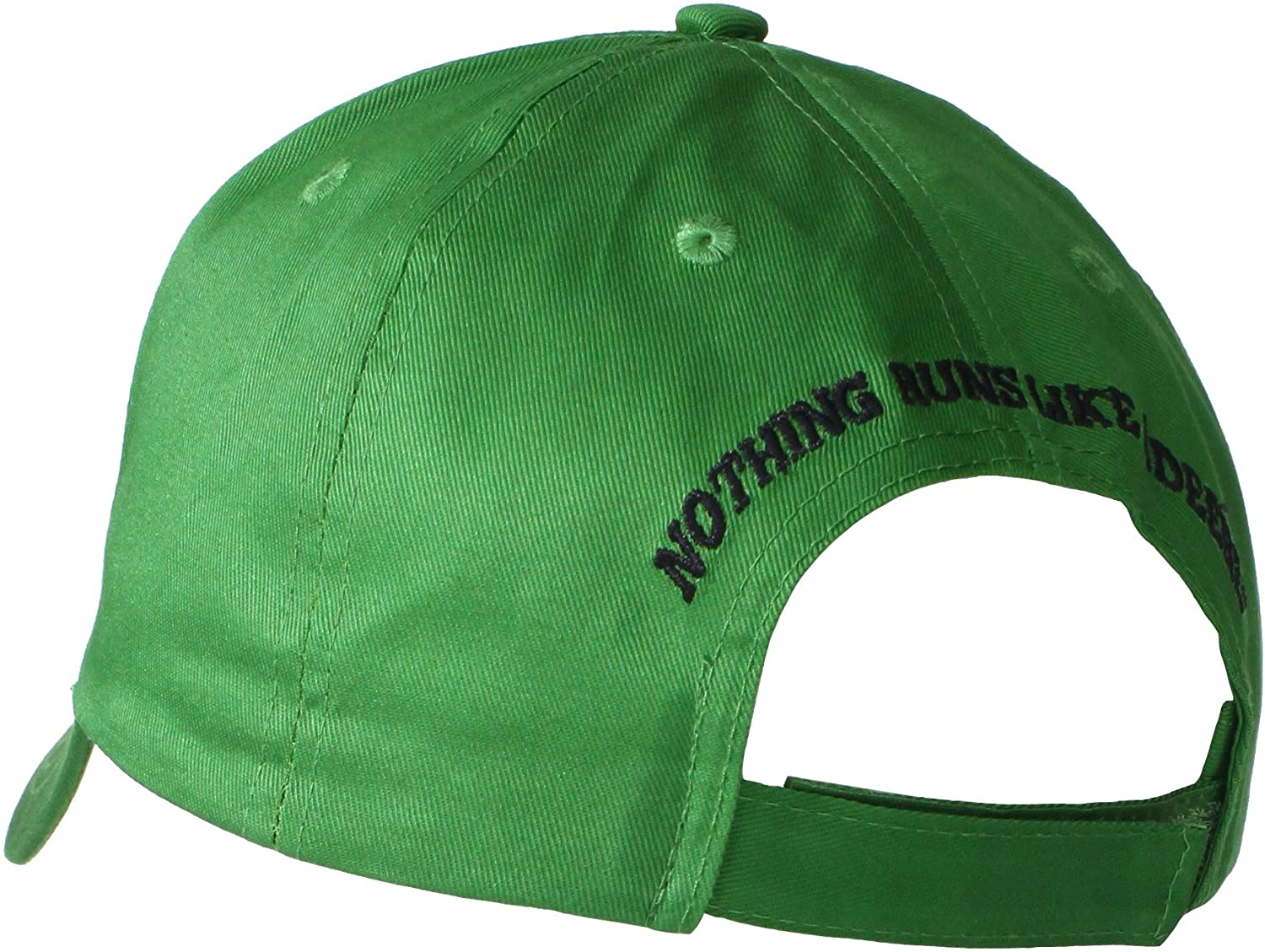 John Deere Mens Trademark Logo Core Baseball Cap: Amazon.es: Ropa ...