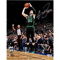 "$84 » Gordon Hayward Boston Celtics Autographed 8"" x 10"" Shooting in Black Photograph - Fanatics Authentic Certified"