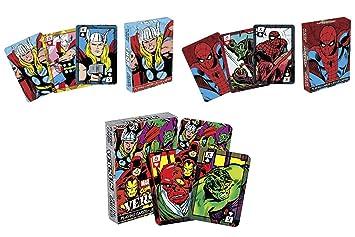 American Expedition Marvel Series 2 Comic Juego de Cartas ...