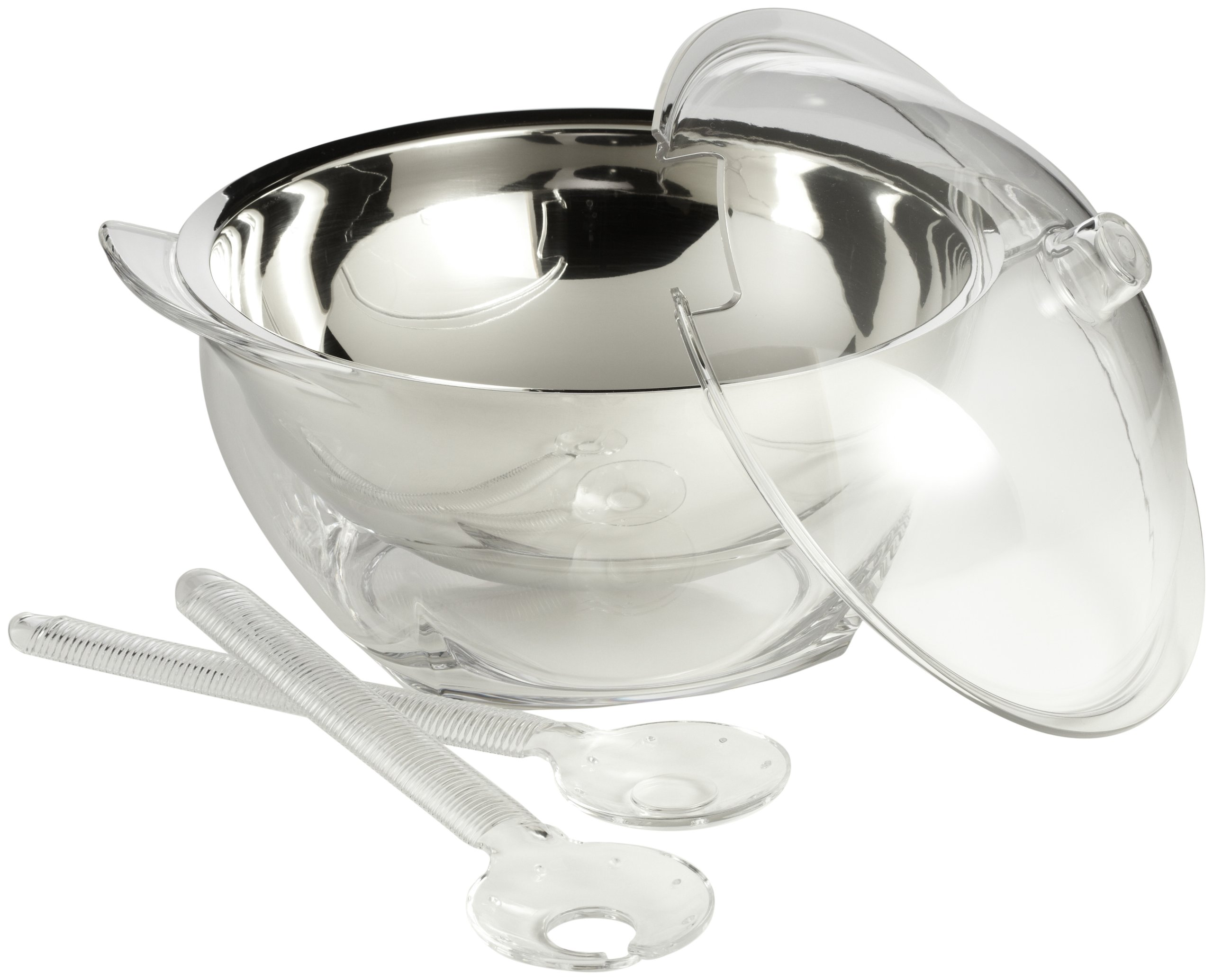 Prodyne Iced Salad with Dome Lid