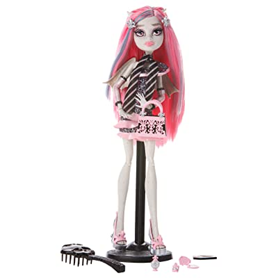 Monster High Ghouls Night Out Doll Rochelle Goyle Doll: Toys & Games