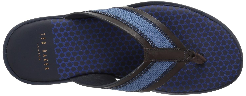 f81ad892c3d88 Amazon.com  Ted Baker Men s Knowlun Flip-flop  Shoes
