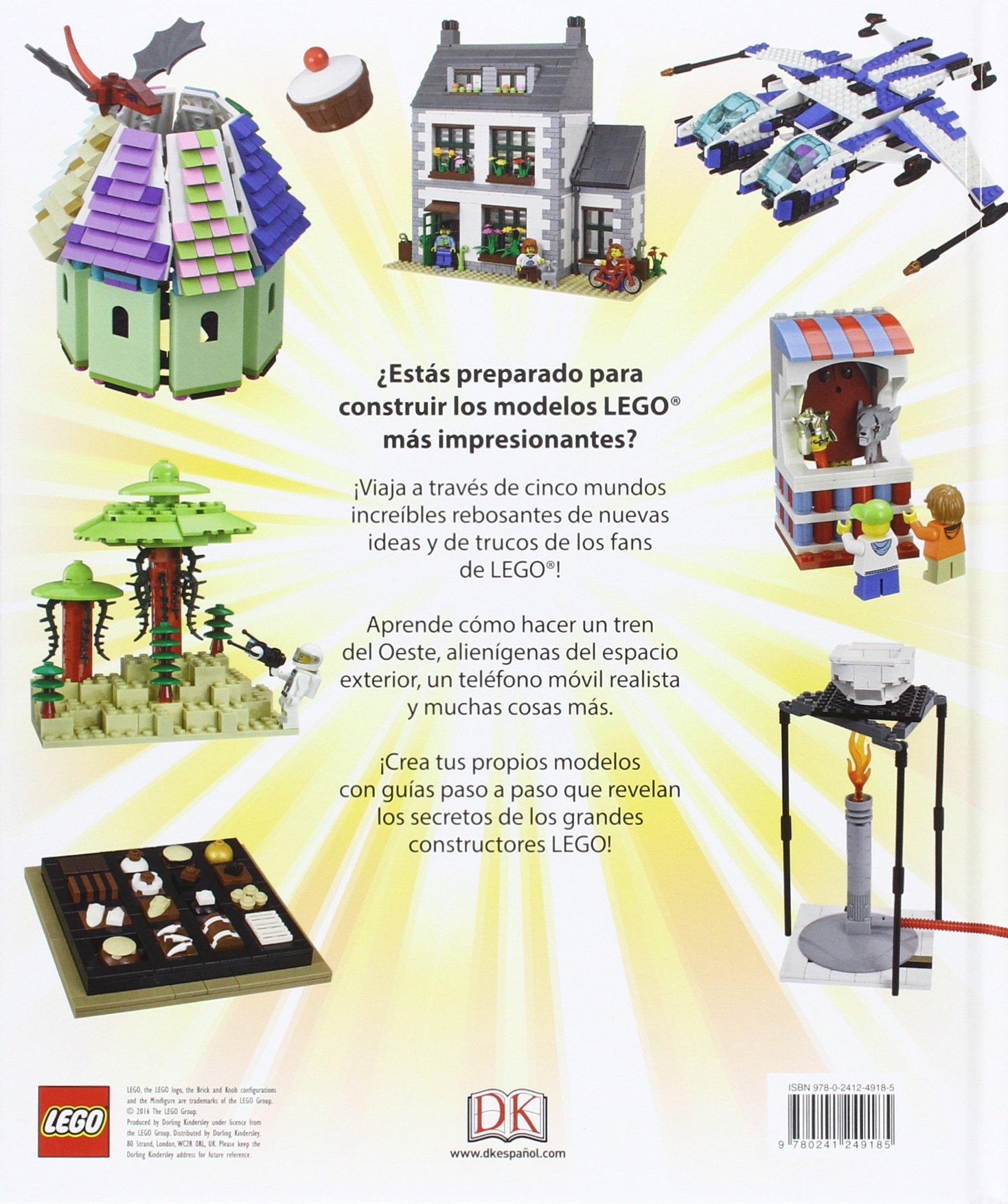 Amazon.com: LEGO. Grandes ideas (9780241249185): Varios ...