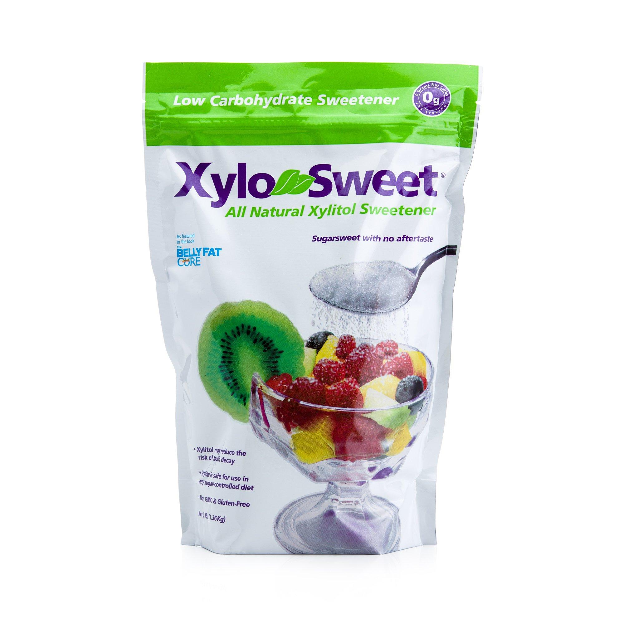 Xlear XyloSweet Xylitol Sweetener - 3lb Bag
