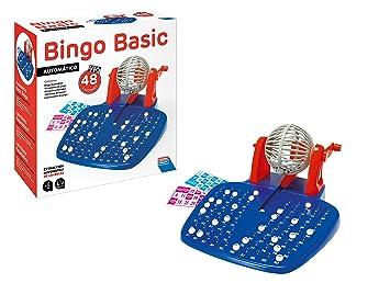 Falomir Bingo automático 28 x 29 x 11 cm 27921  Amazon.es  Juguetes y juegos d421c89bb3c8a